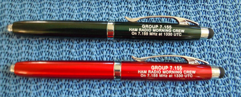 Group 7155 Lighted Pens